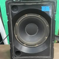 "Weatherproof Loudspeakers,12"" + horn Sports stadiums sport events & more #1-8"