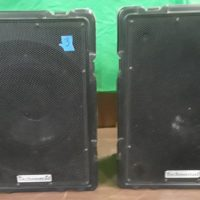 "Weatherproof Loudspeakers,12"" + horn Sports stadiums sport events & more # 3-4"